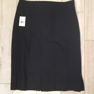 Brand new Navy skirt from The Limited